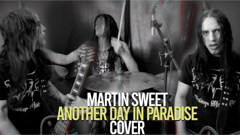 Martin Sweet Another day in paradise Phil Collins Cover philcollins cover martinsweet