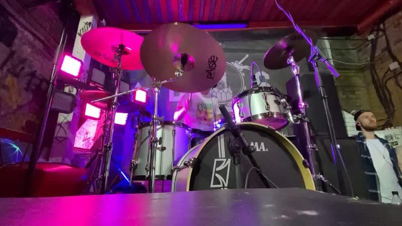 Boston Manor Bad Machine Drum karaoke DRUMSTARZ