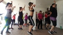 Ay mi Dios yandel coreografia zumba