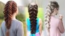 How To Pull Through Braid Easy Braid Hairstyle