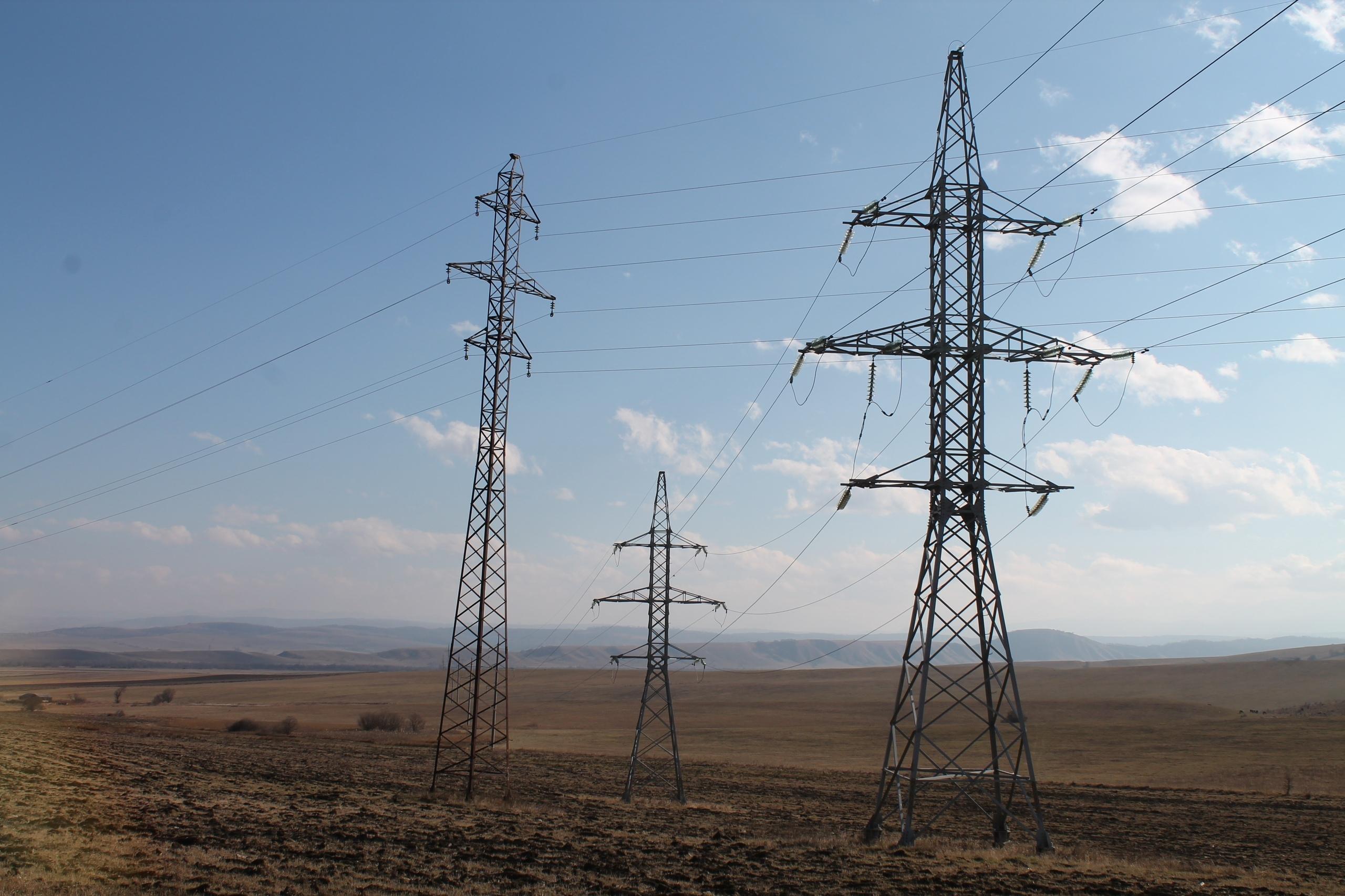 Жители шести населенных пунктов КЧР останутся без электроэнергии