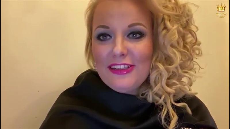 Видео оценка конкурсных работ 10 сезона - жюри конкурса Golden Time - DIA MARIA DALI - part 1
