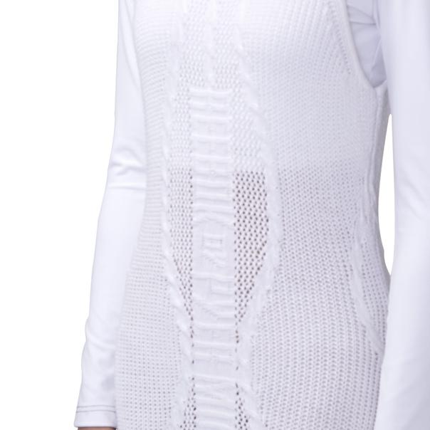 Платье-свитер Reebok by Pyer Moss Vector image 4