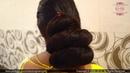 How to:Hair Bun Drop | How to do a Perfect Bun Drop | Bun Drop Challenge | Hair Swinging Hair Play
