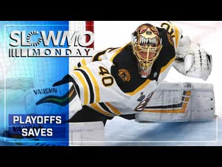 Super slow mo. best playoff saves