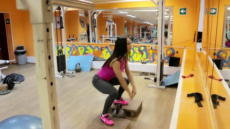 Оксана Богодухова Тренировка для девушек