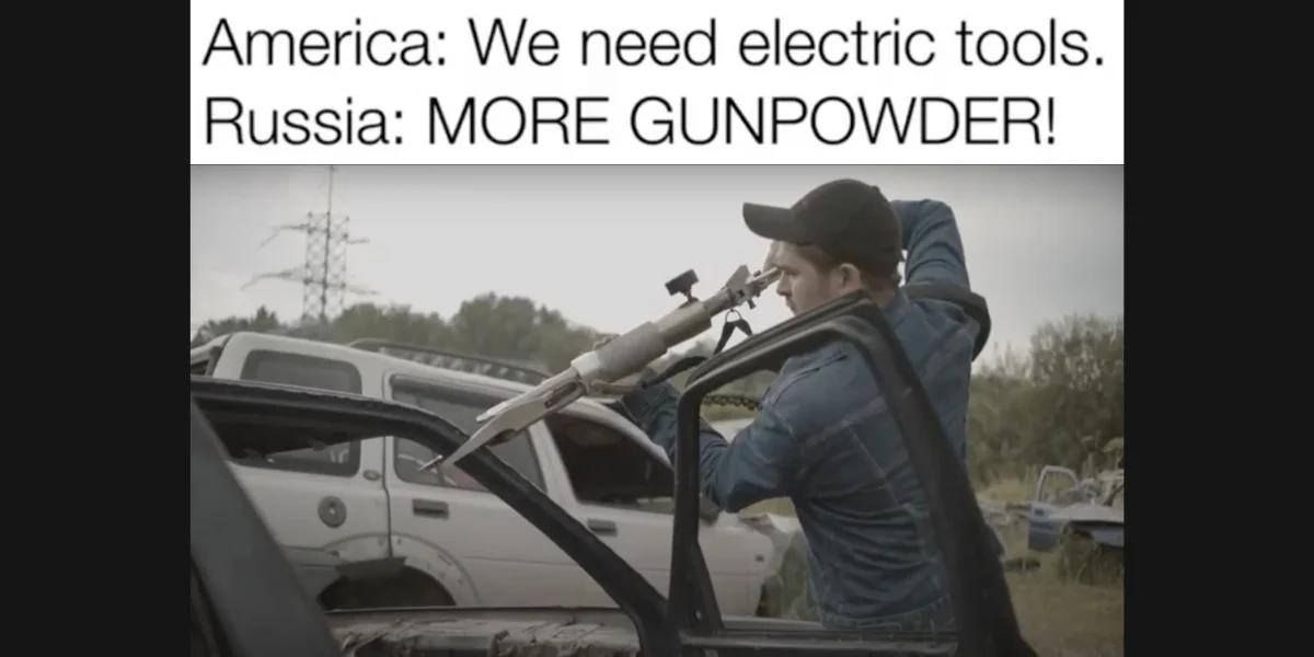 Российский предприниматель стал мемом у американских спасателей после видео в Facebook