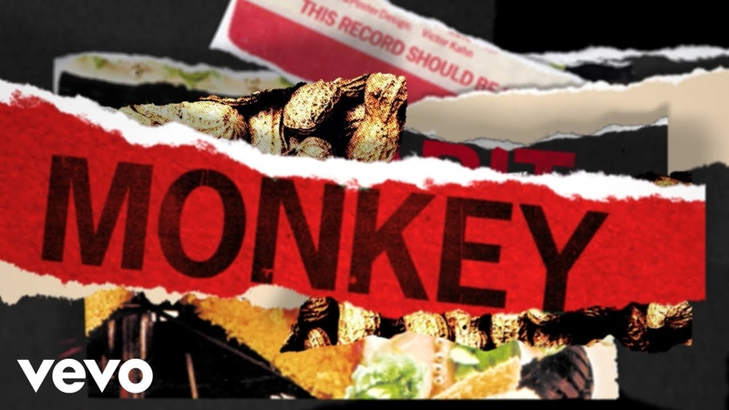 The Rolling Stones Monkey Man Official Lyric Video