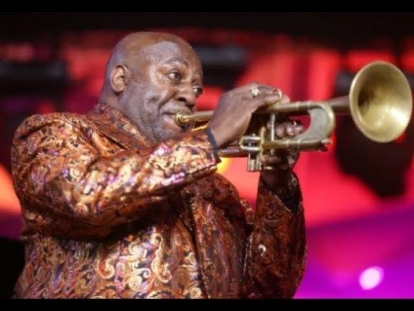 Международный фестиваль Дни джаза в Хакасии Джоуи Морант труба США