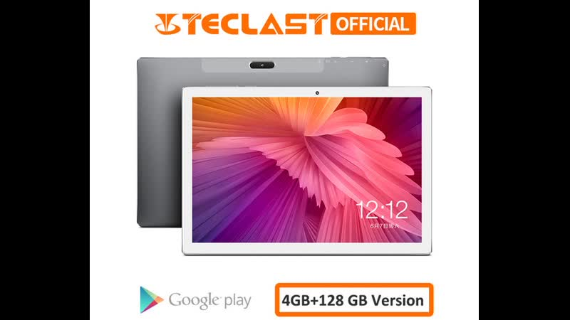 10,1 дюймов планшет Teclast M30 4G Phablet 2560x1600 Android 8,0 4 Гб ОЗУ 128 Гб ПЗУ MT6797 X27 Deca Core 7500 мАч gps Wifi