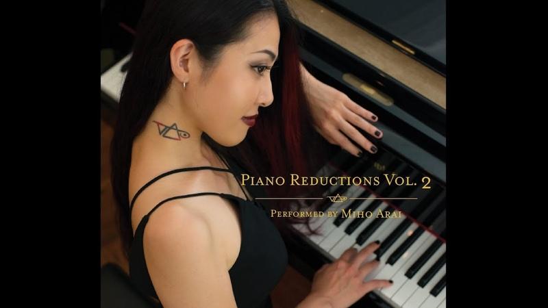 Steve Vai Miho Arai Piano Reductions Vol 2