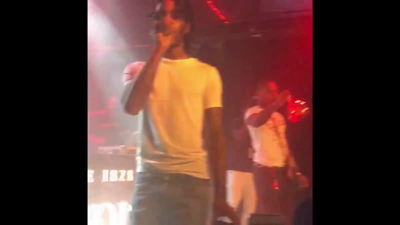 Chicago, courvoisier LIVE Shell, I got whatever, Fuck yo club