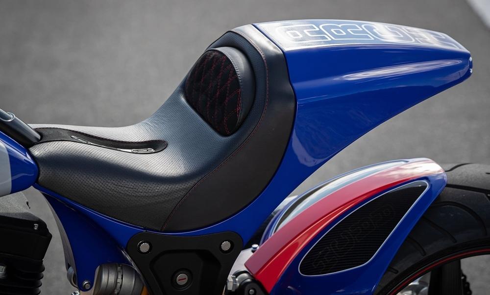 Обновленный мотоцикл Arch KRGT-1 2020