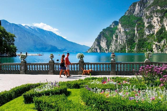 Лимонная Гарда или звёздное Комо? Отдыхаем на итальянских озёрах…, изображение №3