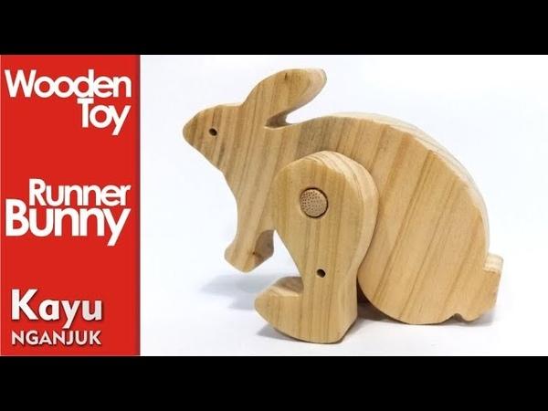 Membuat mainan dari kayu