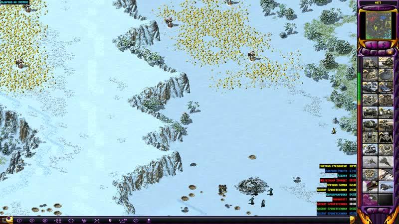 Artemis game^FFA CC Red Alert 2 REBORN (051119) FFA - Roper x Toniksidor x Artemis x Serezha87 x MinasMK