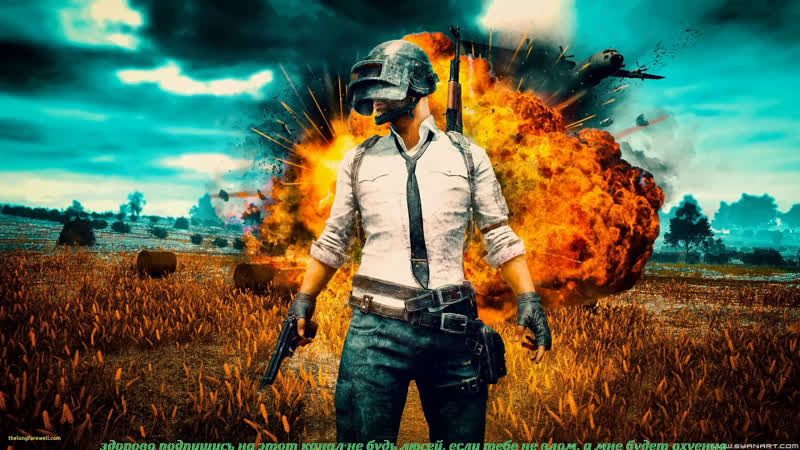 PLAYER UNKNOWN'S BATTLEGROUNDS LITE пробежка