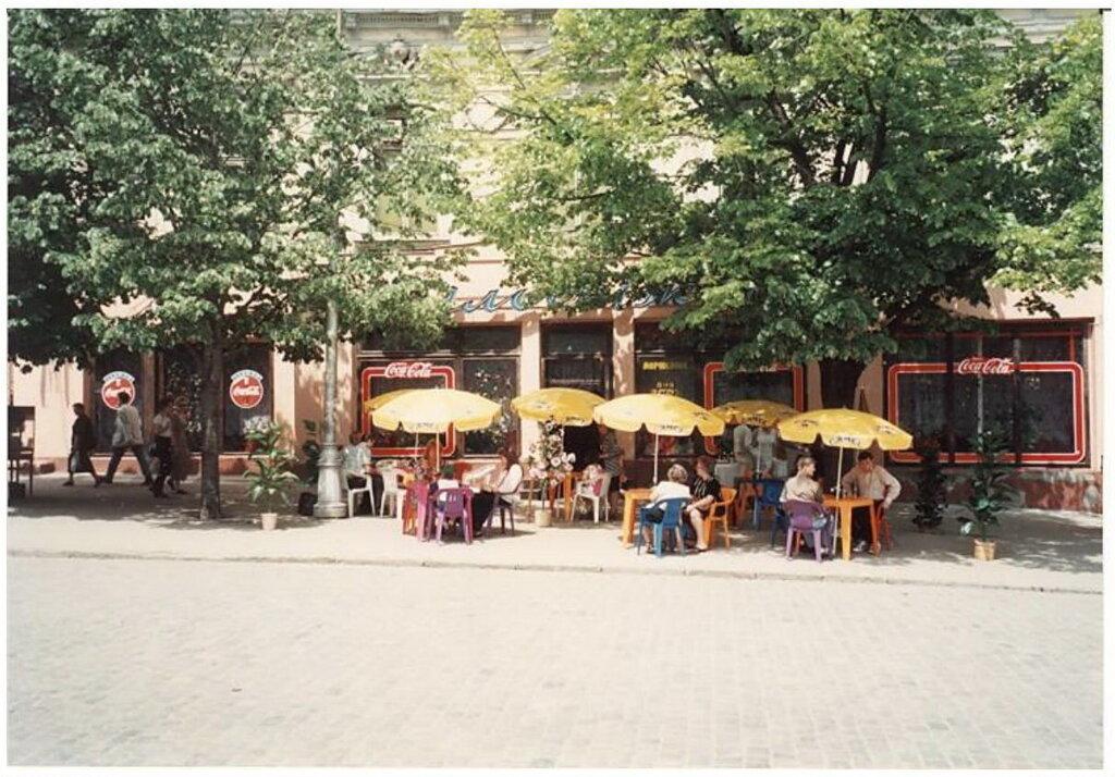 Атмосферные фотографии 90-х