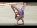КОРНЕЕВА ЕКАТЕРИНА 2007 МЯЧ Ginnastica ritmica, Die künstlerische Gymnastik