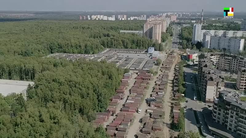 Ход работ на улице Академика Черенкова
