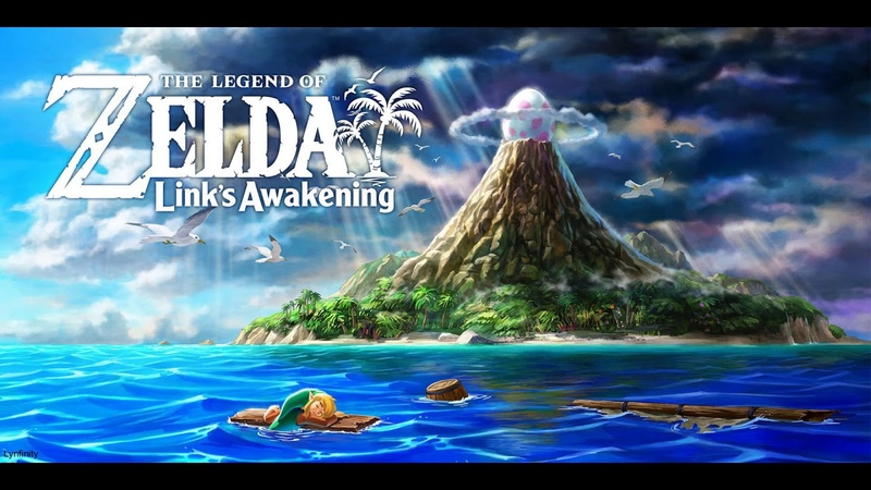 The Legend of Zelda Link s Awakening Remake Full OST w Timestamps