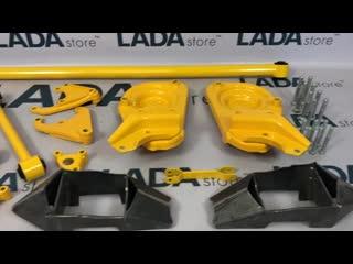 Лифт-комплект (+50 мм) полный lada niva 4x4 / gm niva | lada store™