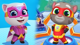 СРАЗУ 3 ИГРЫ!!! Sonic Mania Tom Hero Dash и Best Fiends!!!