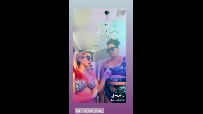 Video@alexablissdaily Обновление Instagram Story Найи Джекс 1 2 апреля 2020