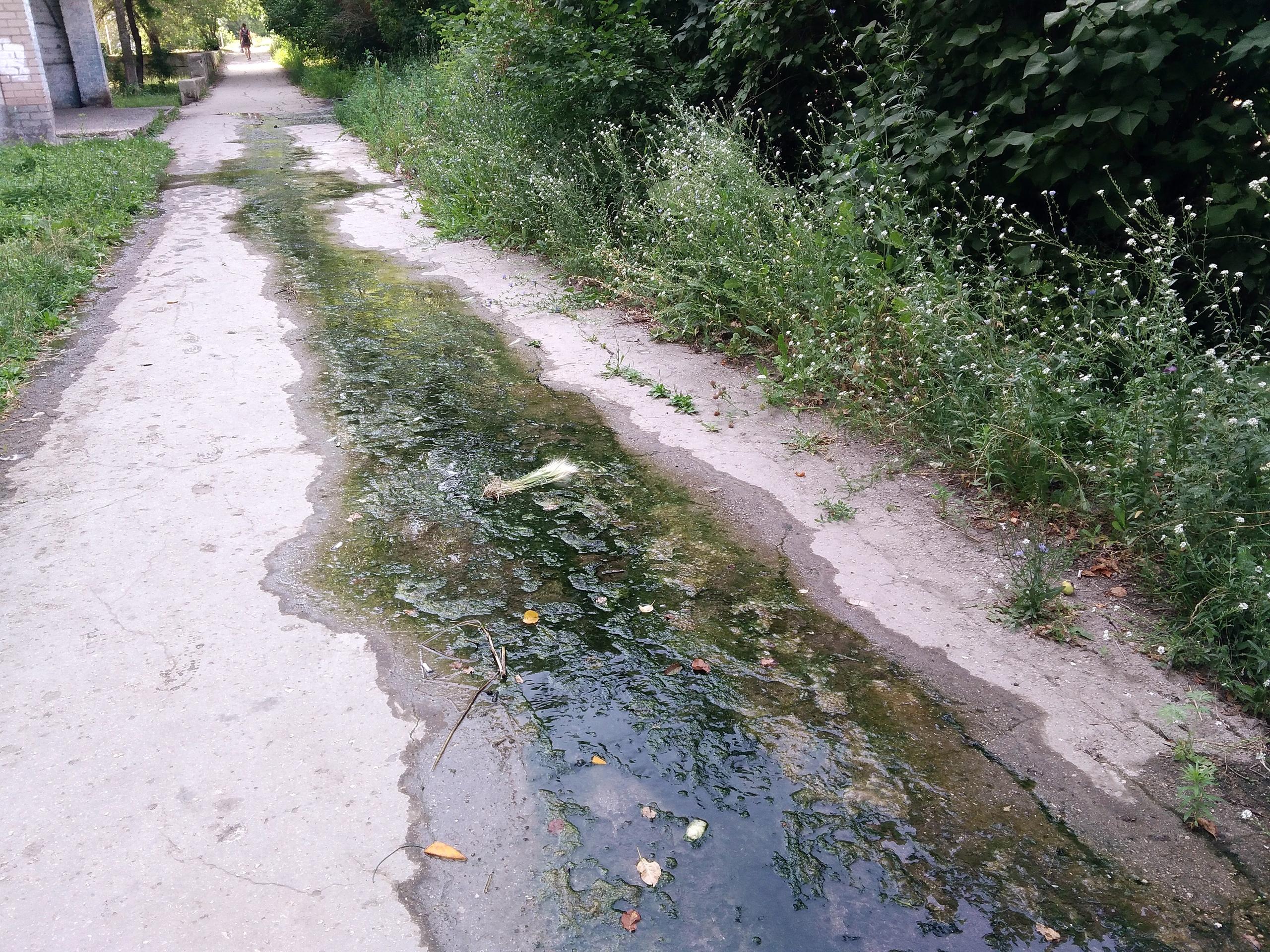 История рек в Сызрани