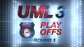 UMK3 Arcade UML 3 PLAY OFFS ROUND 1