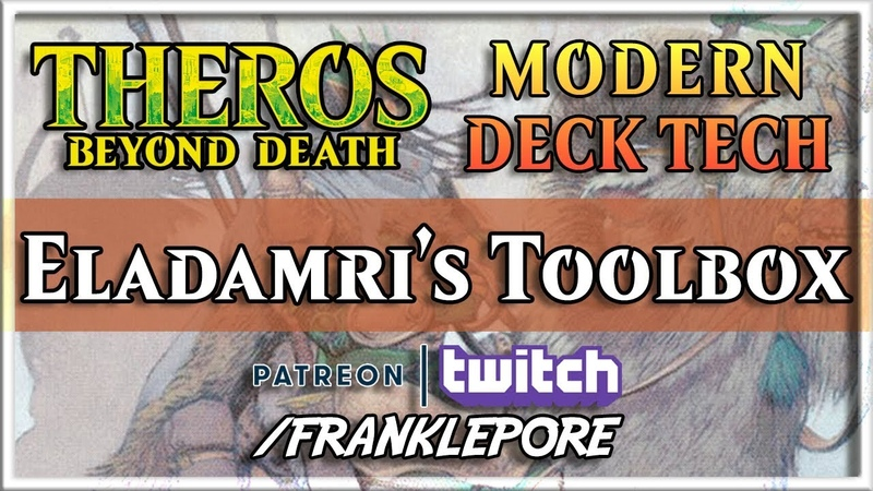 Magic Online THB Modern Deck Tech Eladamri's Toolbox