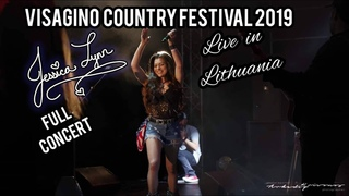 Jessica Lynn Live in Lithuania