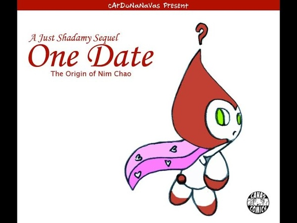 Just ShadAmy Sequel One Date Comic Dub