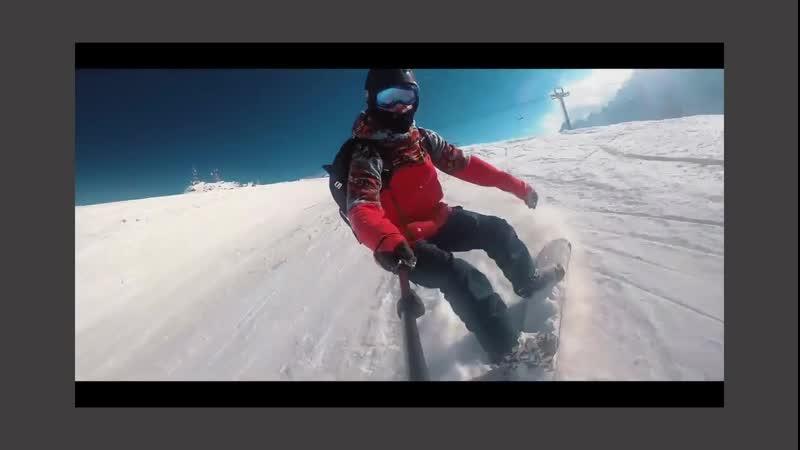 Мы любим сноуборд и лыжи! А ты?