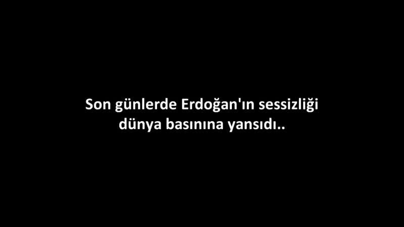 Erdoğan Uzun Süre Sonra İlk Defa Göründü