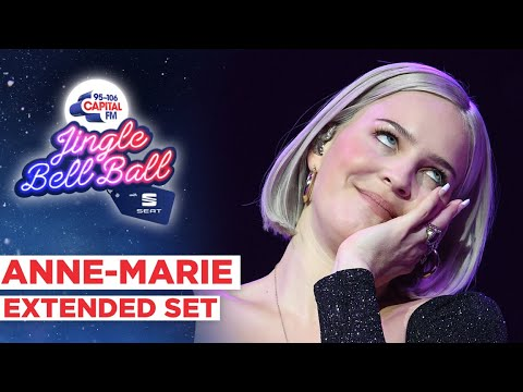Anne Marie Extended Set Live at Capital's Jingle Bell Ball 2019 Capital
