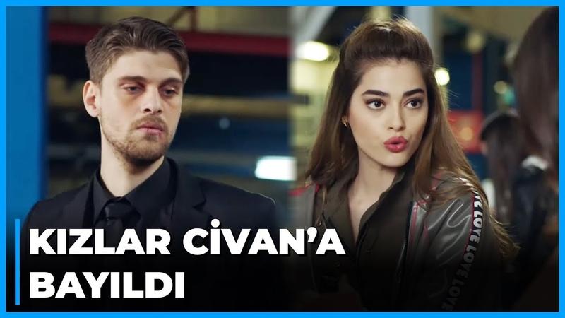Damla'nın Arkadaşları Civan'a Hasta Oldu Zalim İstanbul 3 Bölüm