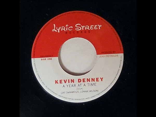 Kevin Denney A Year At A Time