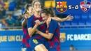 Barcelona VS Minsk 5-0 | UWCL | UEFA Women's Champions League.
