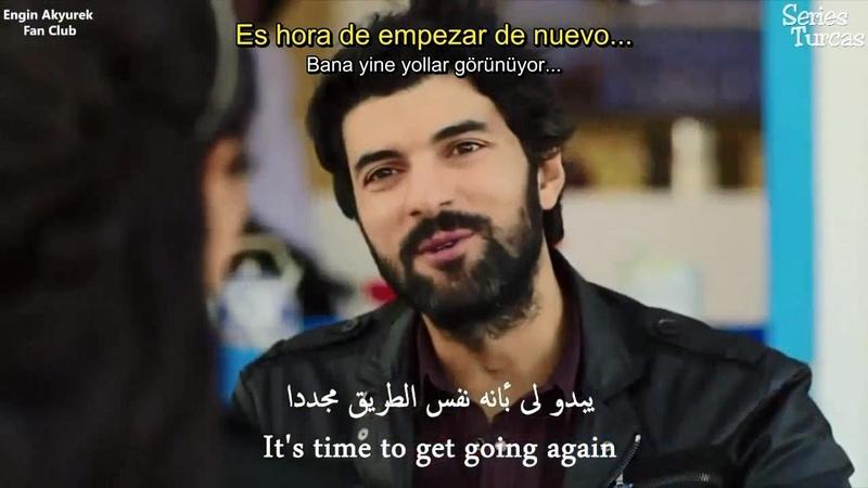 Toygar Isikli - Yine Ask subtitulada al español - Kara Para Ask