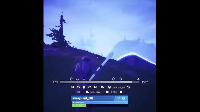 Игровой момент Fortnite 69