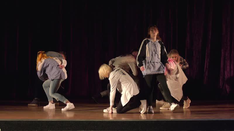 AnimeDay 2019 Block1 Групповой Cover Dance Moon Stones Bingo 24k