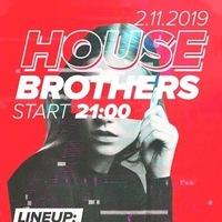 Логотип House Brothers