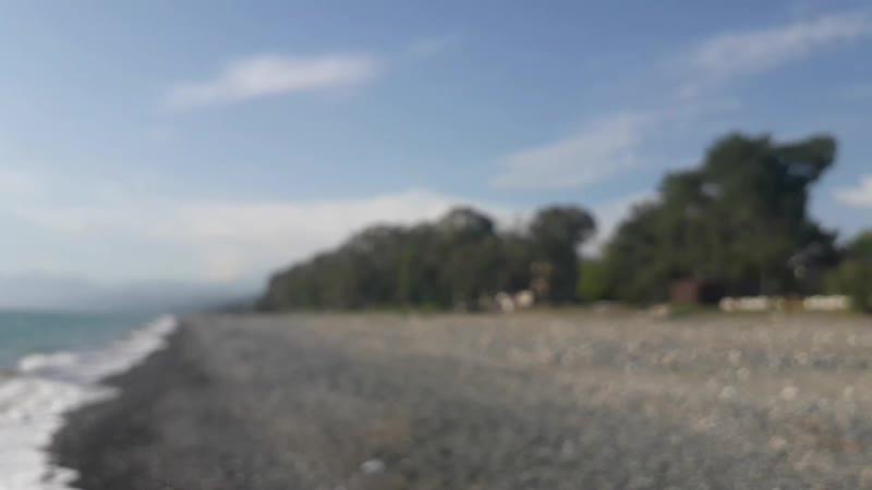Пляж Агудзера