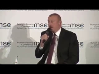Алиев: 10 стран признали Арцах