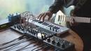Random Jam 8 weird jazzy stuff w Digitakt 0 Coast Keystep Ditto X4