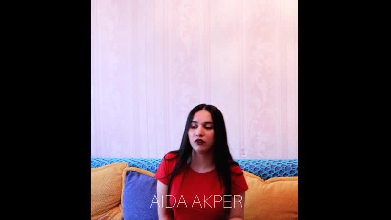 AIDA AKPER - Vatanim