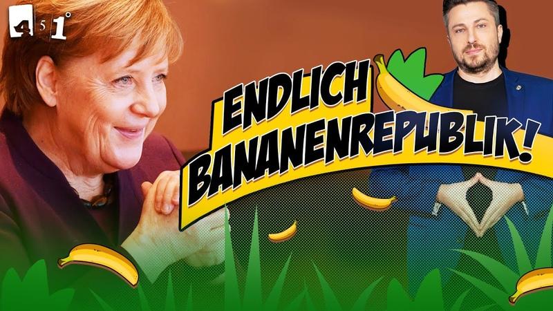 Thüringen Trauma Willkommen in der Merkelkratur Rassismus Husten aus China 451 Grad