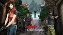 Resident Evil Code Veronica X HD прохождение с одним ножом на русском часть 1