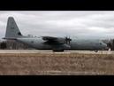 Lockheed C-130 Hercules №130610 Air force Canada Kubinka takeoff